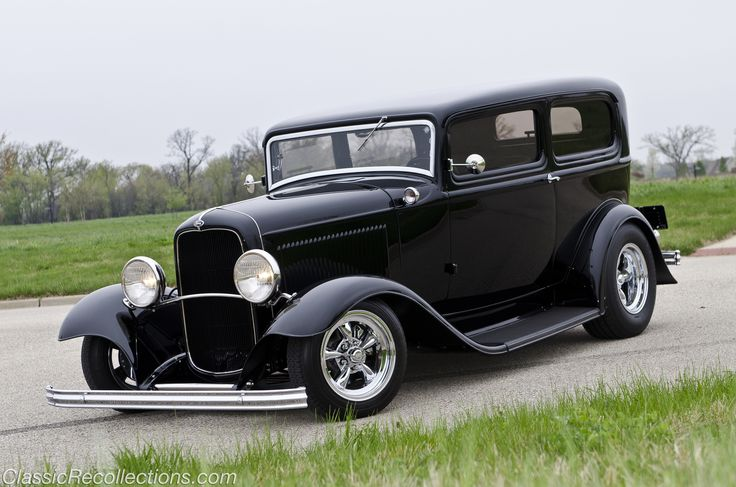 FEATURE: 1932 Ford Tudor Here's a rad hot rod - its been rebuilt not once but twice! Check out the video to see it in action!
