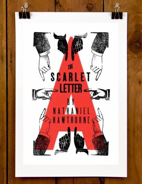Scarlet Letter Book Cover Ideas : Best a inspiration in alll forms images on pinterest