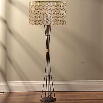 121 best capiz images on pinterest | for the home, lighting ideas