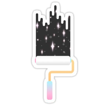 """""""I Show You the Stars"""" Stickers by moremo 