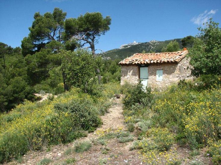 Cabanon-Cuges 13 - Photo de Bastides et cabanons - Passion Provence
