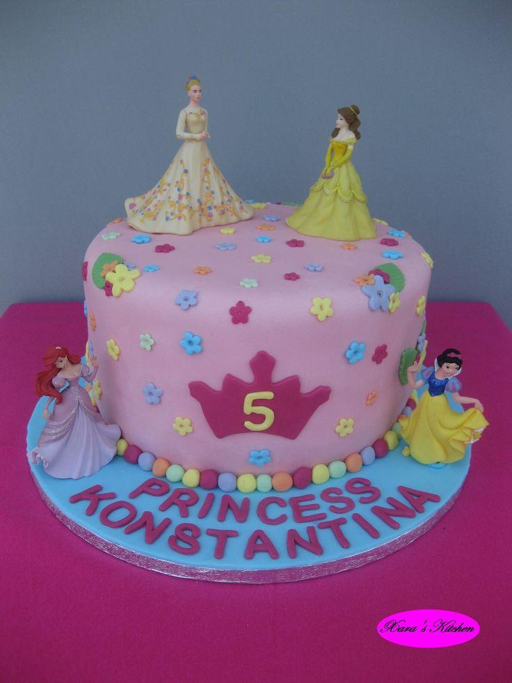 Princess cake Xara's Kitchen