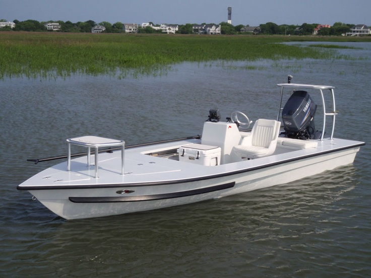 Hell 39 s bay boatworks guide vision pinterest bays for Flats fishing boats