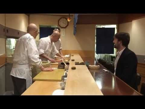 Jiro Ono and René Redzepi Have a Cup of Tea - YouTube