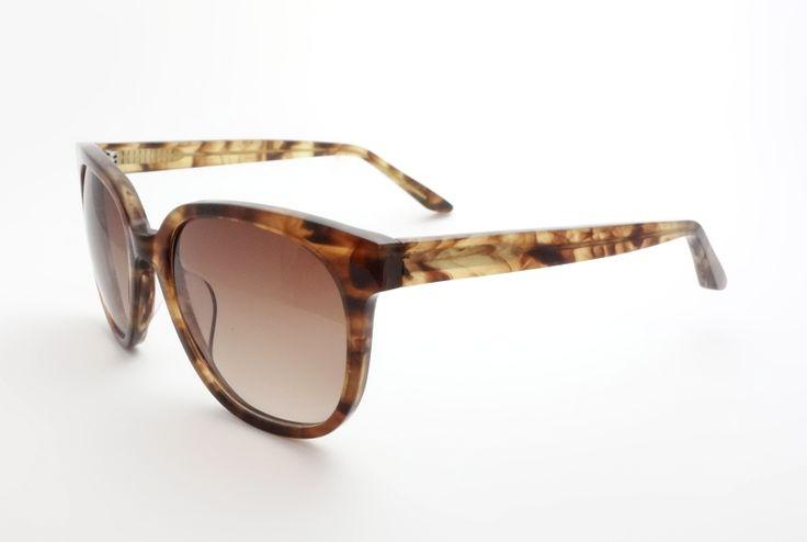 The over sized, made to measure Harley from the ATELIER Sunglasses Collection: Spring/Summer 2014