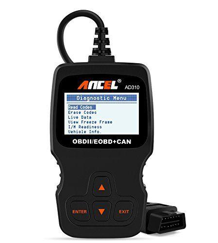 ancel ad310 obd2 eobd lecteur de code de d faut v hicule outil d analyse diagnostic automatique