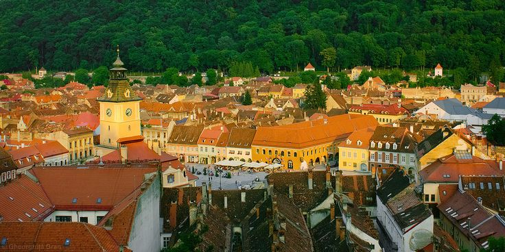 https://flic.kr/p/BRs6oa | View over Brasov