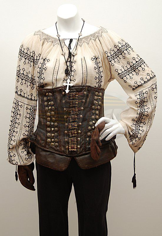 Van Helsing / Anna Valerious' Costume