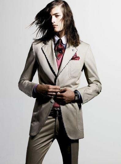 homo pelo largo