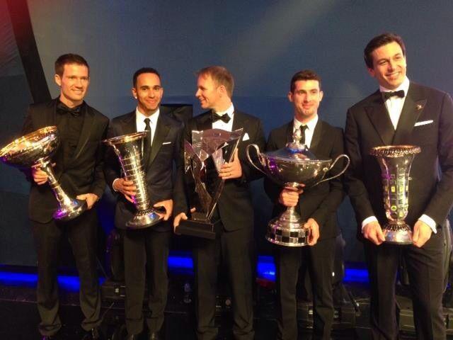 5 FIA Champions (2014)