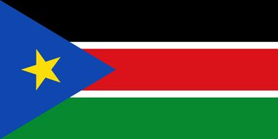 The Flag of South Sudan was adopted following the signing of the Comprehensive Peace Agreement that ended the Second Sudanese Civil War.