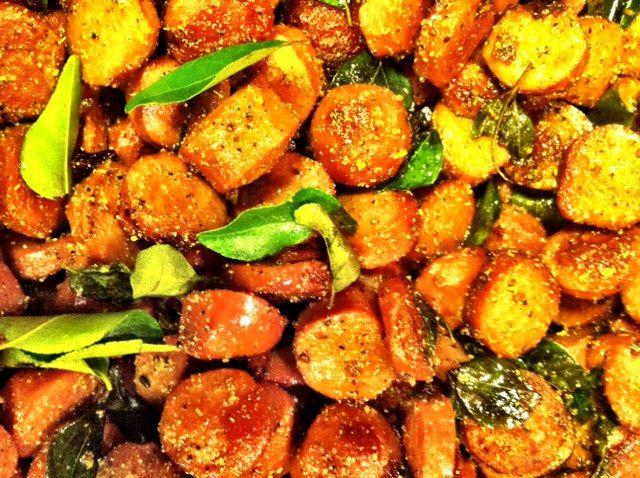 Chicken Franks (Sausage) - 5 Minutes Spicy Stir Fry