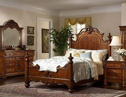 Victorian style furniture home pinterest victorian for Bed styles images