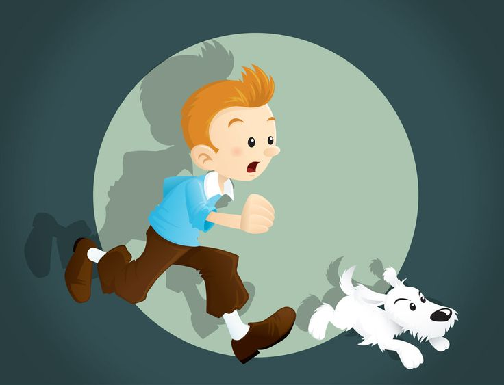 Tintin - big fan, always will be.
