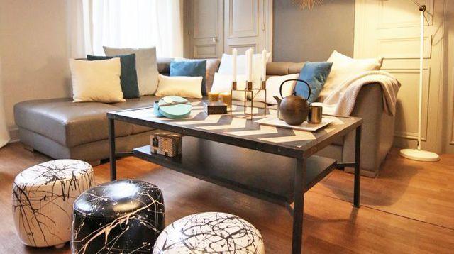 17 best ideas about un salon on pinterest salon deco - Decoration salon moderne ...