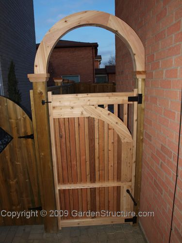 find this pin and more on backyard gate ideas