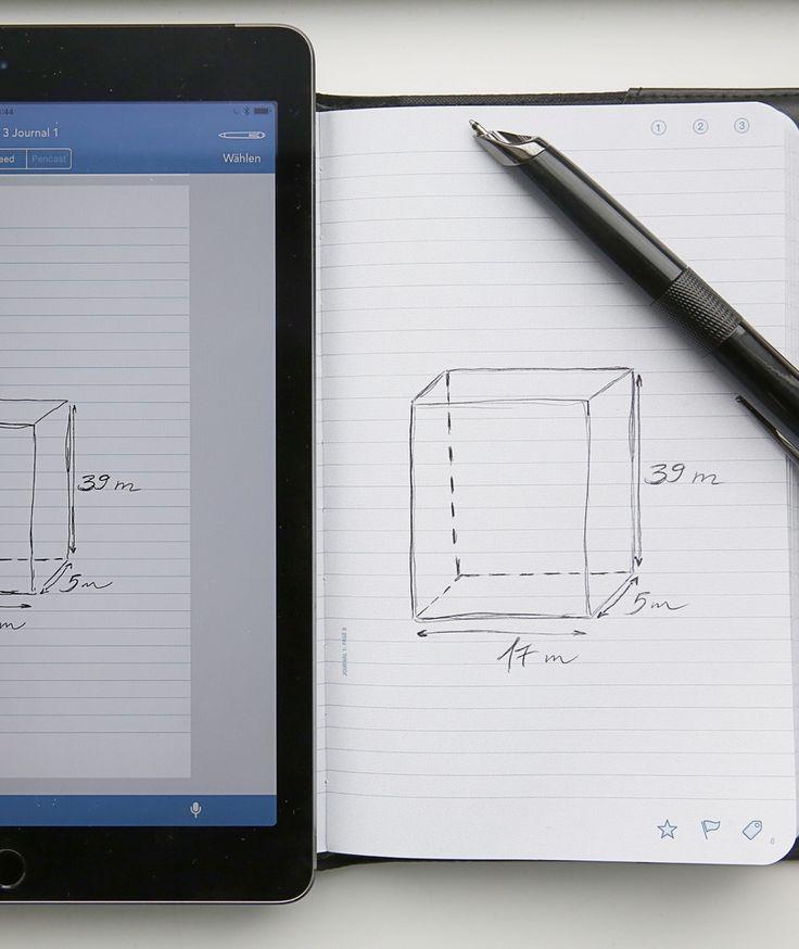 LIVESCRIBE 3 IM TEST Was taugt eigentlich so ein digitaler Stift?