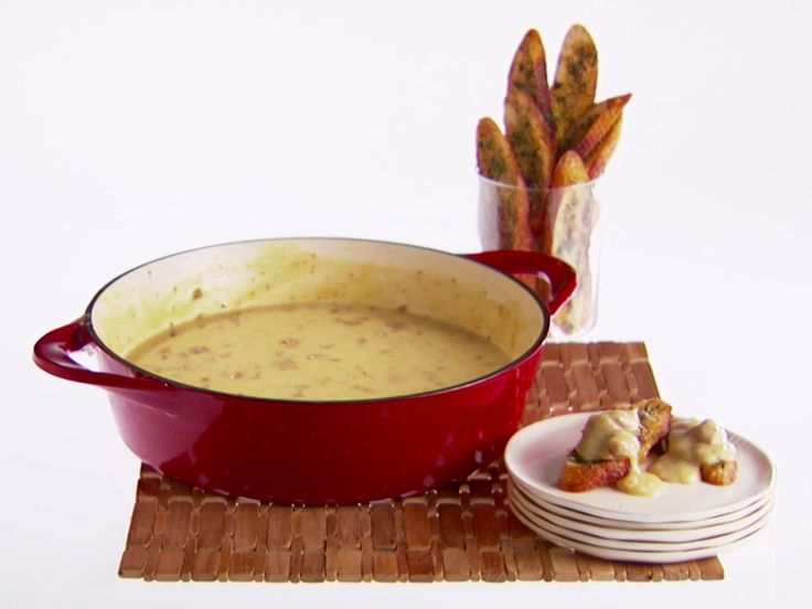 Cheese Beer Fondue Recipes Food Network
