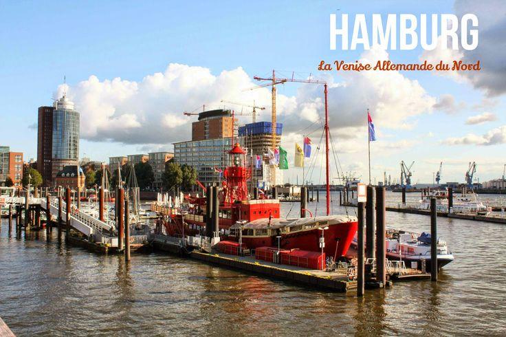 MA BELLE ET DOUCE #HAMBOURG #hamburg #germany #allemagne #travel #voyage