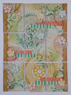 White Star Light: ATC collection SUMMER DREAMS