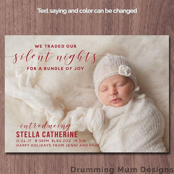 53 best Baby Birth Announcement images – Birth Announcement Pinterest