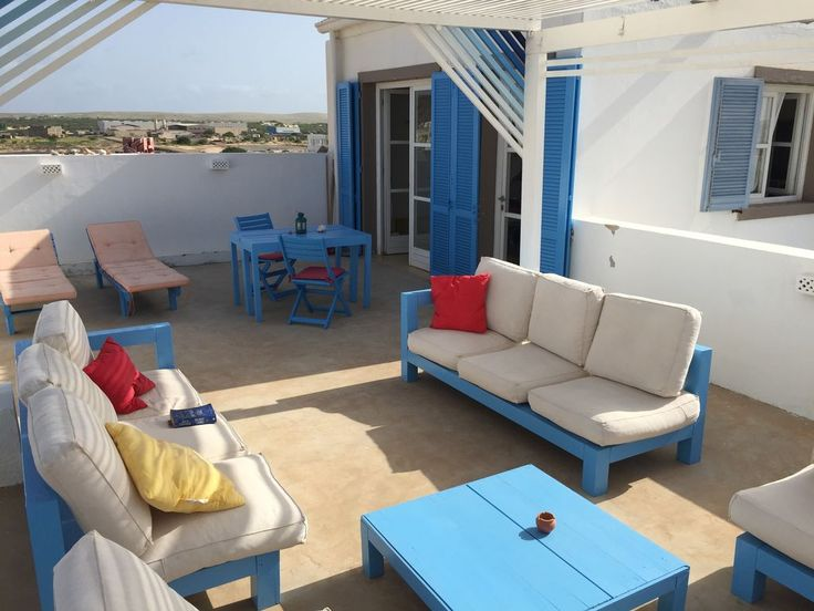 Penthouse Apartment, Sal Rei: Holiday apartment for rent from £85 per night. Read 27 reviews, view 24 photos, book online with traveller protection with the owner - 91032