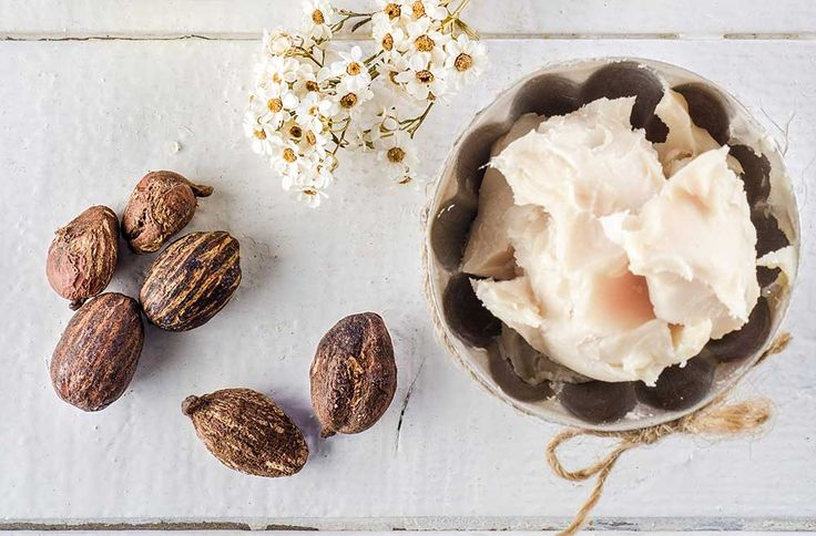 Benefits of Shea Butter on the Skin