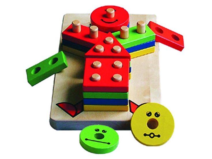 Geometrik Çocuk,Eko, Kavram Geliştirici Oyuncaklar,Ay Geliştirici Oyuncaklar - Bursa