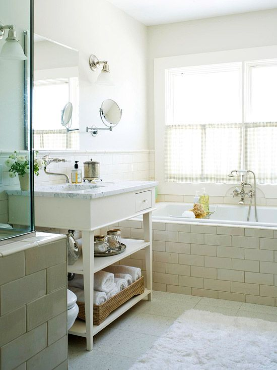 Better Homes And Gardens Bathrooms Photo Decorating Inspiration
