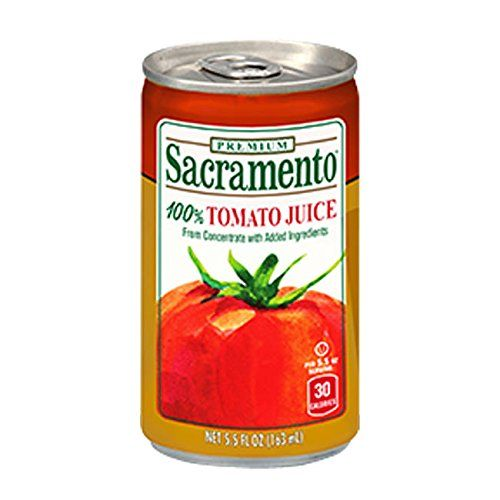 Red Gold 6 Ounce Sacramento Tomato Juice (03-0460) Category: Fruit Juices -- Click image for more details.