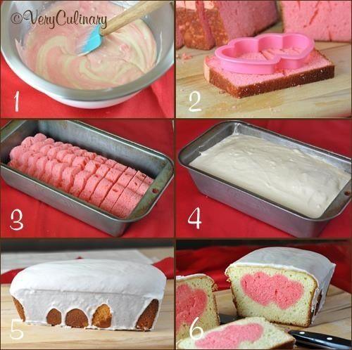 Valentijn love cake