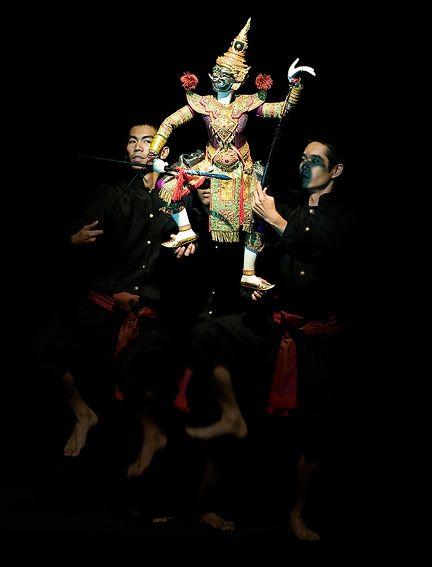 Joe Louis : Traditional Thai Puppet