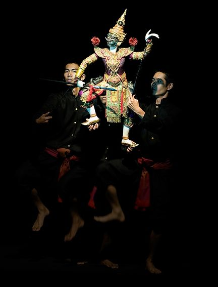 Joe Louis : Traditional Thai Puppet