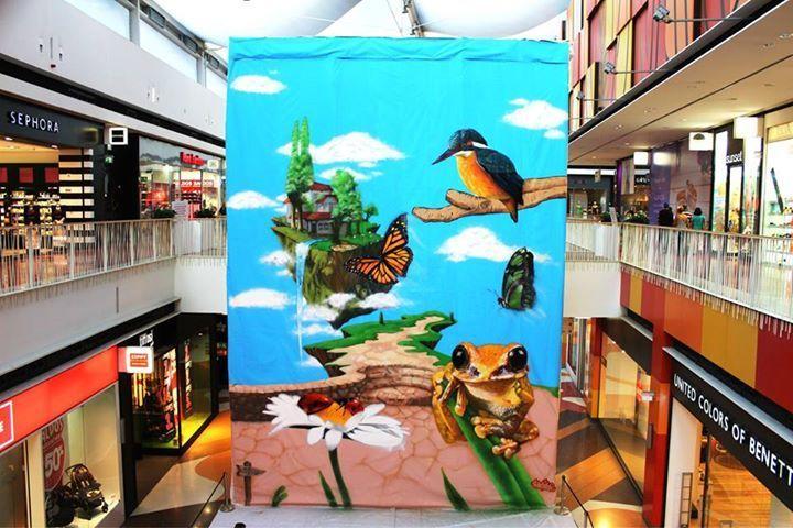 Trabalho Urban-Art by Smile