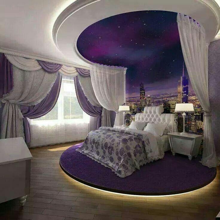 38 best dormitorios gypsum images on pinterest for Fancy bedroom ideas