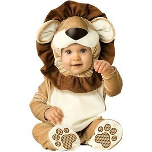 Baby Lion Halloween Costume For Boy @Looksgud.in #BabyLionCostume