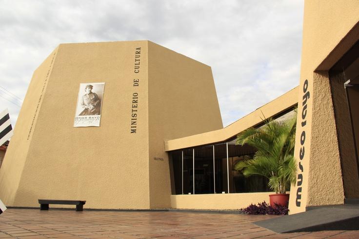 Museo Rayo Valle del Cauca  Maestro Rayo