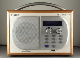 pure DAB radio - Apr 2006