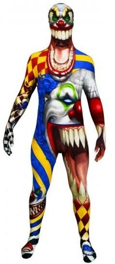 Adult - Scary Clown