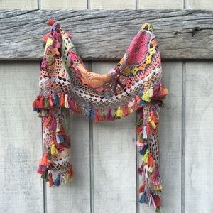 Sophie Digard Scarf | Pomme