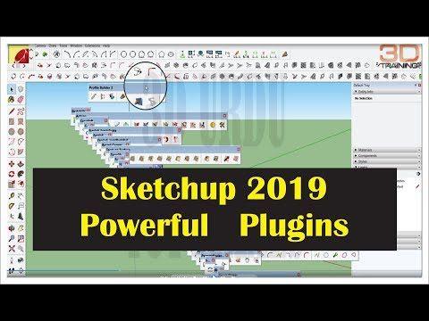 sketchup 2019 plugins free download
