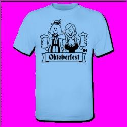 Oktoberfest T-shirt. #ShirtCity #Cardvibes #Tekenaartje #Oktoberfest