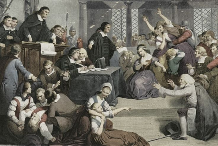 A Brief History of Witches in America