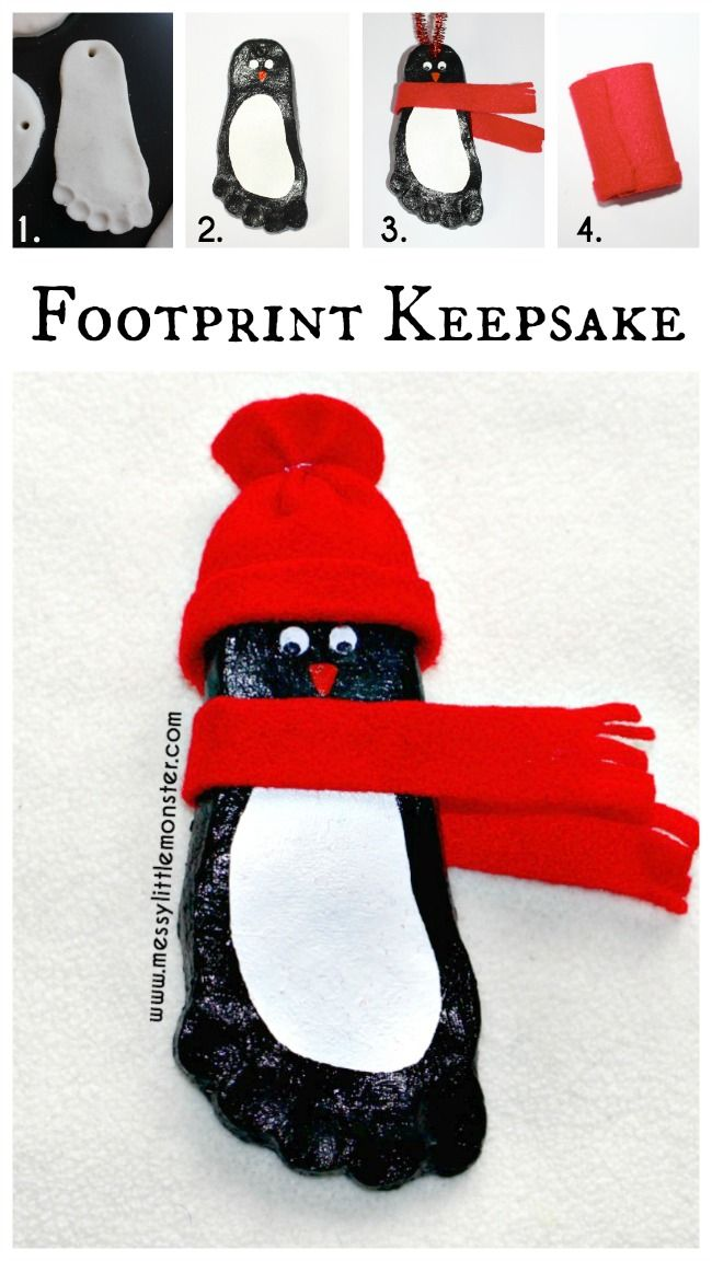 Best 25 Mistletoe footprint ideas on Pinterest Baby christmas