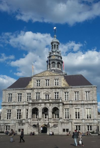 Rathaus, Maastricht - Foto: S. Hopp