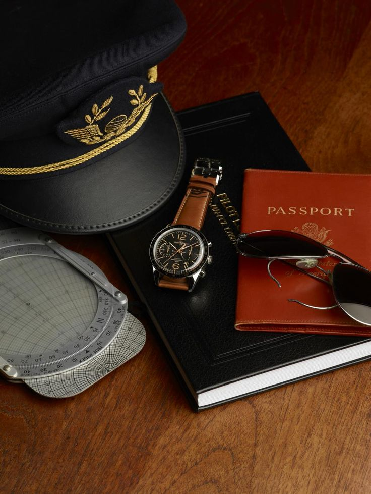 TimeZone : Industry News » N E W M o d e l - Bell & Ross BR 126 Sport Heritage GMT & Flyback