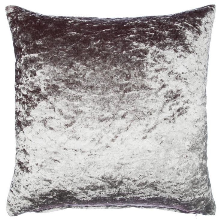Veronica Crushed Velvet Oversized Cushion - add some glamour to your home with this velvety soft, giant cushion - 4 colours available