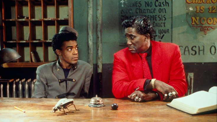 Cinque Lee & Screamin Jay Hawkins in Mystery Train