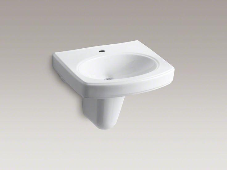 Restroom - Kohler Pinoir Wall Mount ADA Sink $360