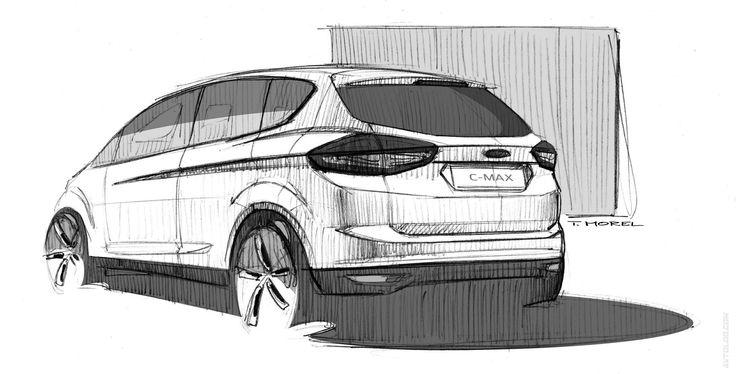2015 Ford Grand C-Max  #CO2 #Mondial_de_l_Automobile_2014 #Ford #American_brands #Ford_C_Max #Segment_M #EcoBoost #2015MY #Ford_Grand_C_Max